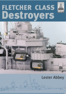 Fletcher and Class Destroyers : No. 8, Paperback Book