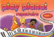 PLAY PIANO REPERTOIRE BOOK 1, Paperback