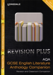 AQA English Literature: Anthology Companion : For Courses Starting 2010 and Later, Paperback