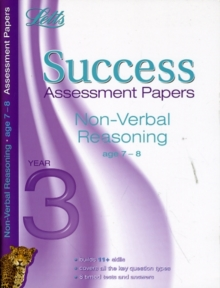 Non-Verbal Reasoning Age 7-8 : Assessment Papers, Paperback Book