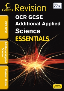 OCR Additional Applied Science : Revision Guide, Paperback