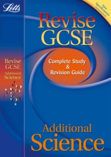 Additional Science : Study Guide, Paperback