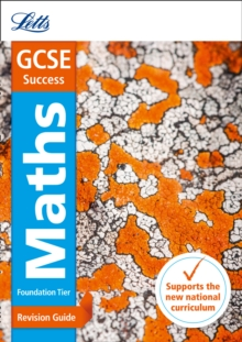 GCSE Maths Foundation Revision Guide, Paperback