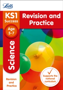 Letts KS1 Revision Success - New Curriculum : KS1 Science Revision and Practice, Paperback