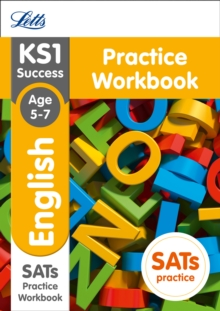 Letts KS1 Revision Success - New Curriculum : KS1 English SATs Practice Workbook, Paperback