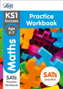 Letts KS1 Revision Success - New Curriculum : KS1 Maths SATs Practice Workbook, Paperback