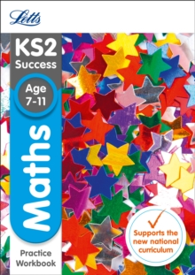 KS2 Maths SATs Practice Workbook, Paperback Book