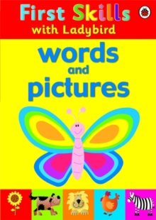 First Skills: Words and Pictures, Paperback Book