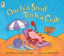 One is a Snail, Ten is a Crab, Paperback