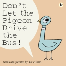 Don't Let the Pigeon Drive the Bus, Paperback