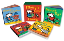 Maisy's Little Library, Board book