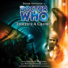 Three's a Crowd, CD-Audio