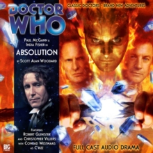 Absolution, CD-Audio