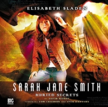 Buried Secrets, CD-Audio