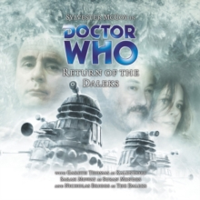 Return of the Daleks, CD-Audio