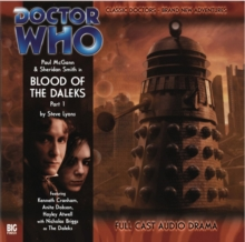 Blood of the Daleks, CD-Audio