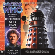 Brotherhood of the Daleks, CD-Audio
