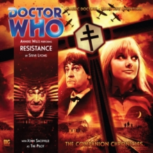 Resistance, CD-Audio