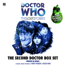 The Second Doctor Box Set, CD-Audio Book
