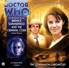 Bernice Summerfield and the Criminal Code, CD-Audio