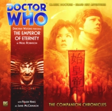 The Emperor of Eternity, CD-Audio Book