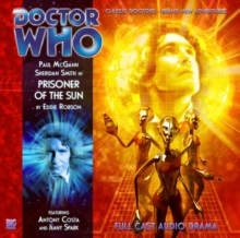 Prisoner of the Sun, CD-Audio Book