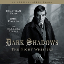 The Night Whisperers, CD-Audio Book