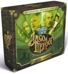 Jago & Litefoot, CD-Audio