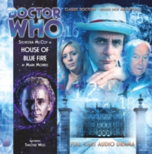 House of Blue Fire, CD-Audio Book