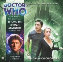 Beyond the Ultimate Adventure, CD-Audio