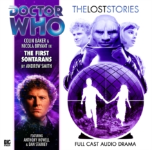 The First Sontarans, CD-Audio Book