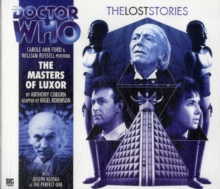 The Masters of Luxor, CD-Audio Book