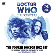 The Fourth Doctor Box Set, CD-Audio Book