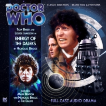 Energy of the Daleks, CD-Audio Book