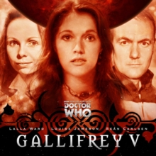 Gallifrey : No. 5, CD-Audio
