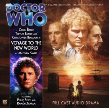 Voyage to the New World, CD-Audio