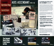 The Second World War Experience: Axis Ascendant 1941-42, Hardback Book