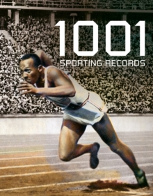1001 Sporting Records, Hardback