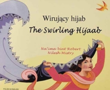 The Swirling Hijaab in Polish and English, Paperback