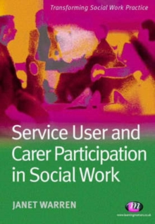 Service User and Carer Participation in Social Work, Paperback