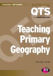 Teaching Primary Geography, Paperback