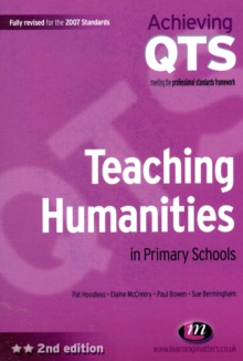 Teaching Humanities in Primary Schools, Paperback