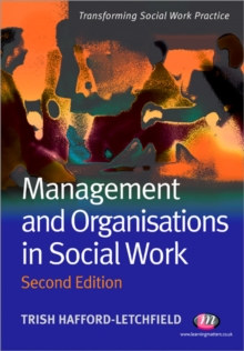 Management and Organisations in Social Work, Paperback