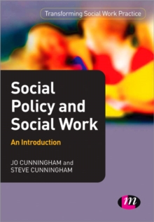 Social Policy and Social Work: An Introduction, Paperback