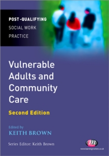 Vulnerable Adults and Community Care, Paperback