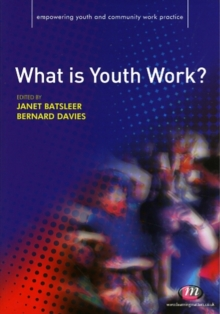 What is Youth Work?, Paperback