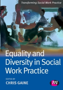 Equality and Diversity in Social Work Practice, Paperback