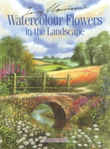 Terry Harrison's Watercolour Flowers, Paperback