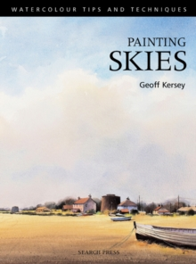 Painting Skies, Paperback Book