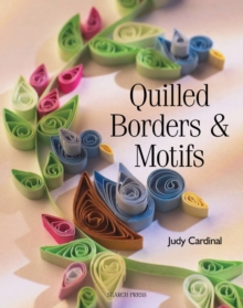 Quilled Borders and Motifs, Paperback Book